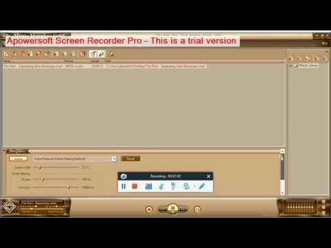 HOW TO REMOVE THE VOCAL FROM MP3 USING AV MUSIC MORPHER GOLD