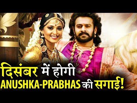 Prabhas and Anushka Shetty to make their relationship Official?