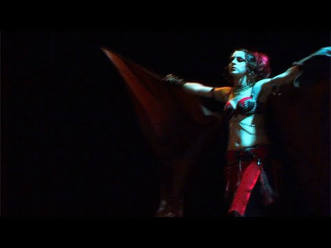 Tempest - The Fallen Angel  - from the Gothic Belly Dance by World Dance New York