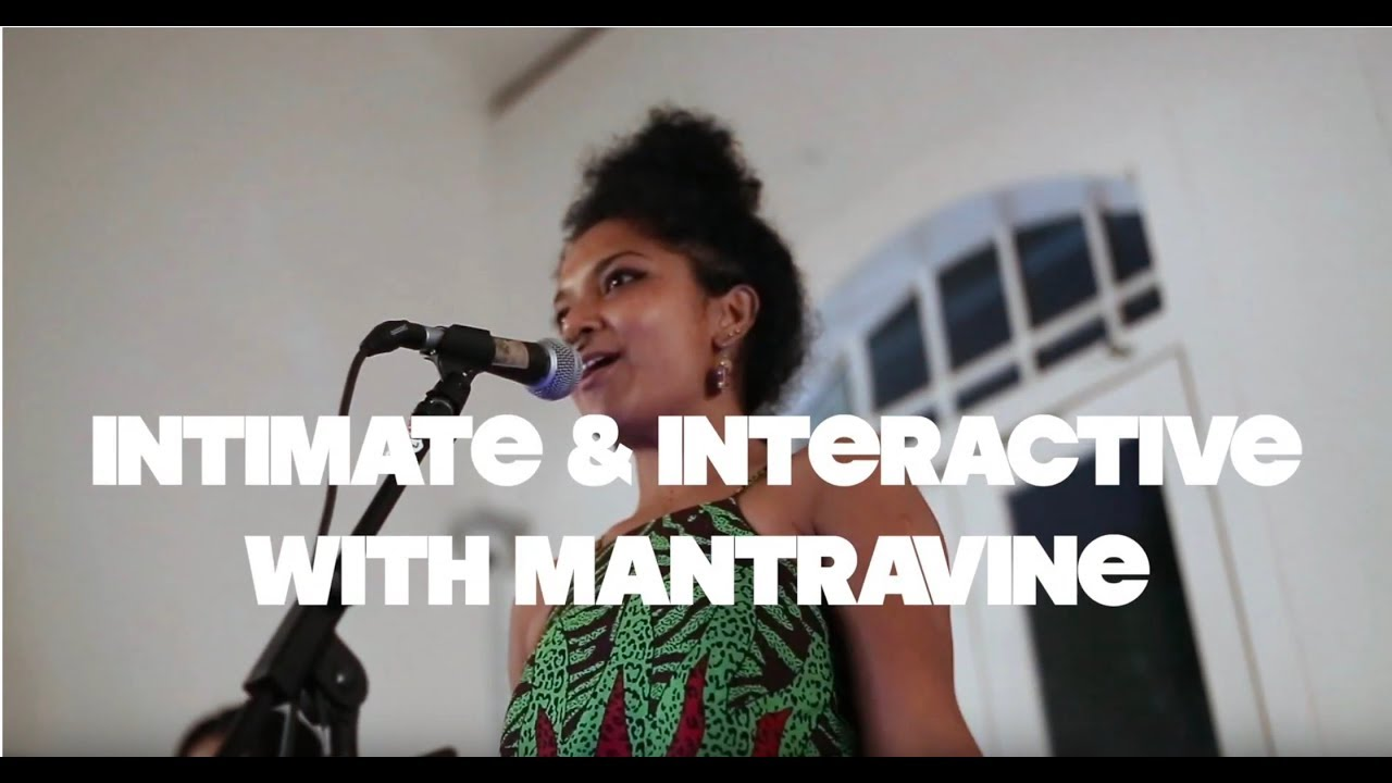 Intimate & Interactive with Mantravine On The Moon