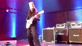 Buckethead - Embalmer 6/21/2016 San Diego, CA - Music Box *FRONT ROW*