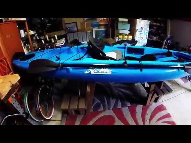 Hobie Quest 13 Kayak - First Impressions.