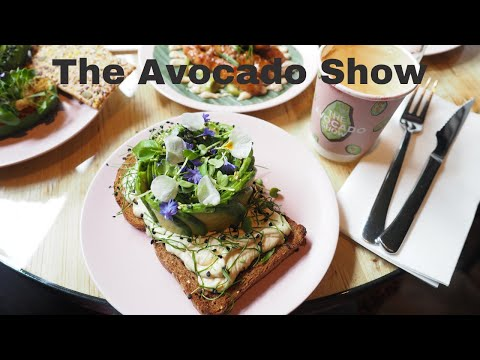 The Avocado Show Amsterdam // HOTSPOT vlog #22 // Your Little Black Book