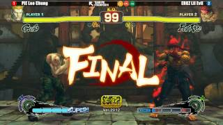 SSF4AE @ The King of New York B League - Part 2