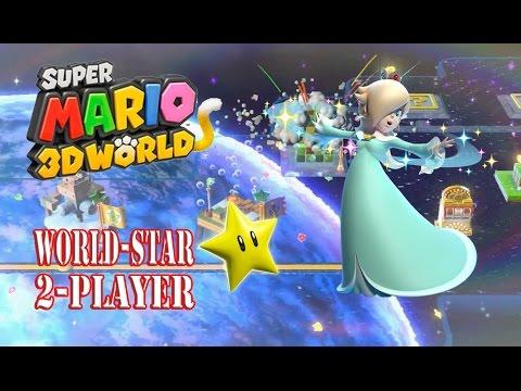 Super Mario 3D World - World Star (2-Player)