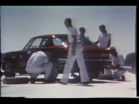 "1963 Studebaker Avanti ""Bonneville Record Breaker"""