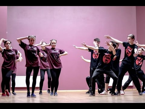 Heorhi & Deila Group: Hip-hop Advanced // Ghetto Dance Academy Concert 2015