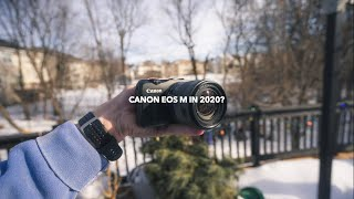 Is This $150 Video Camera Worth It In 2020? - Canon EOS M