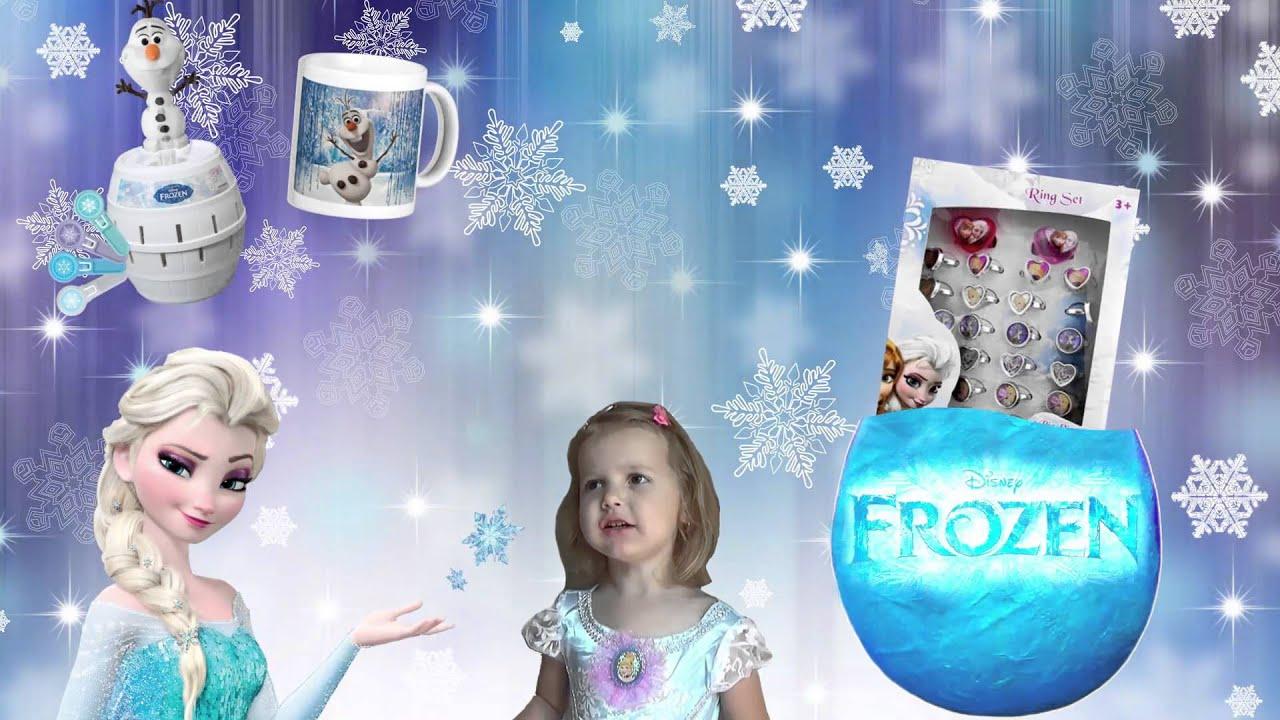 Мисс КЭТИ НОВЫЕ СЕРИИ - Frozen Elsa ХОЛОДНОЕ СЕРДЦЕ