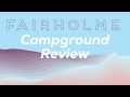 Fairholme Campground Review   Olympic National Park   Washington