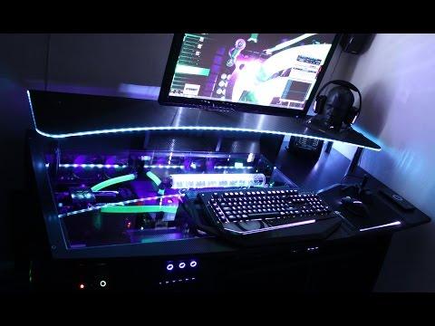 ULTIMATE Gaming PC Custom DESK
