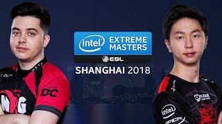 CS:GO - NRG vs. TyLoo [Mirage] Map 2 - Grand Final - IEM Shanghai at ChinaJoy 2018