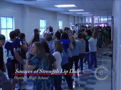 Harrison High School Lip Dub 2011 Documentary