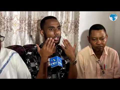 Mohamed Farid who was abducted in Nyali Mombasa on Friday has been reunited with the family
