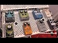 NAMM '16 - EarthQuaker Devices Spatial Delivery, Acapulco Gold, Avalanche Run, &  Gray Channel Demos