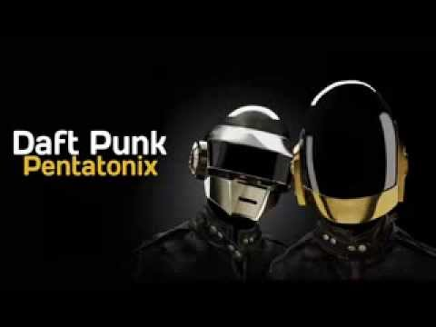 Daft Punk - Pentatonix NEW 2013