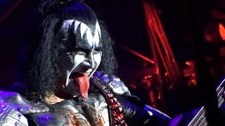 KISS - Live @ VTB Arena, Moscow 13.06.2019 (Full Show)