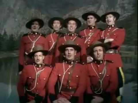 Lumberjack Song - Monty Python
