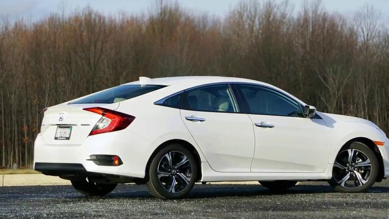 2017 Honda Civic Sedan Review First Drive Price And Specs