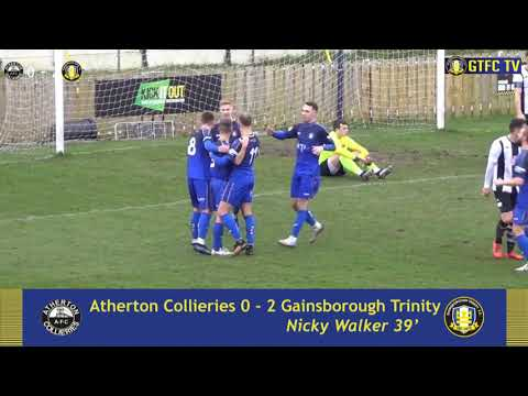 Atherton Gainsborough Goals And Highlights