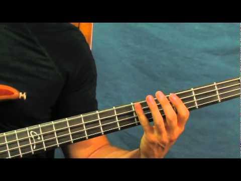 easy bass guitar song lesson spoonman soundgarden