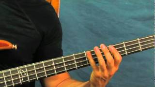easy bass guitar song lesson spoonman soundgarden