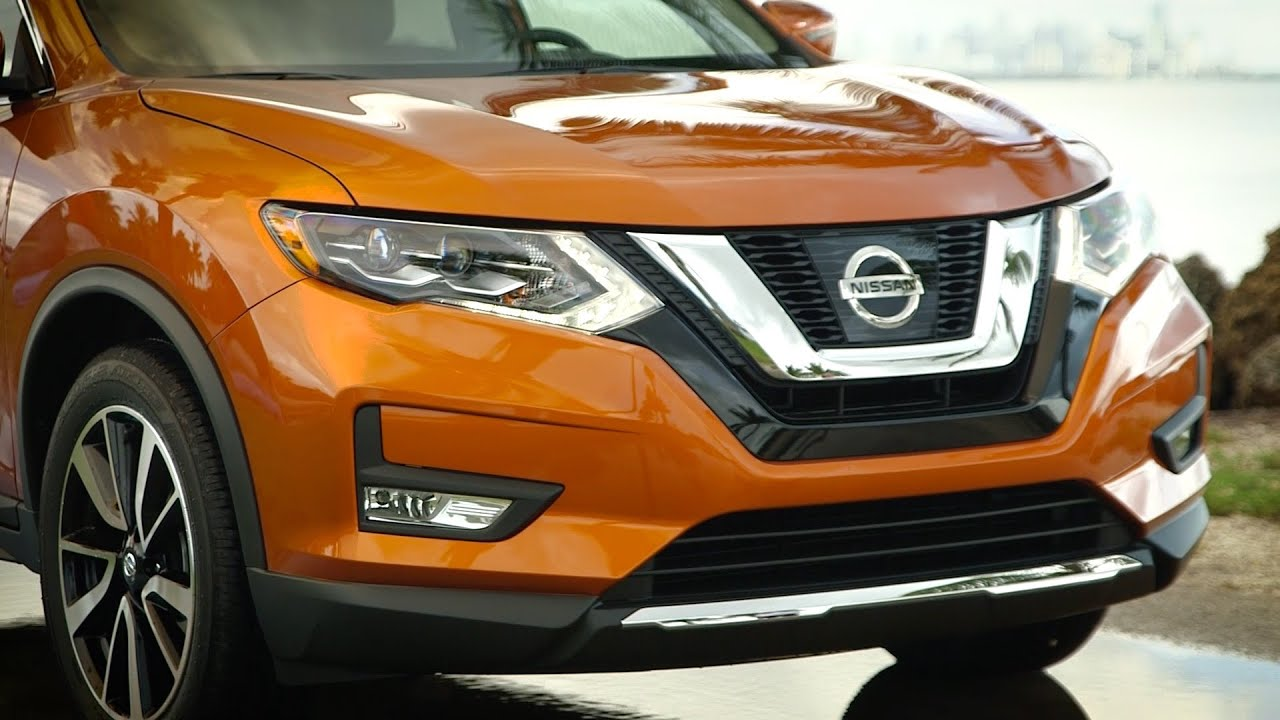 2017 nissan rogue x trail youtube. Black Bedroom Furniture Sets. Home Design Ideas