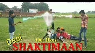 Desi Saktimaan save children funny spoof || Shaktimaan episode 1|| ( Hindi movie)||||