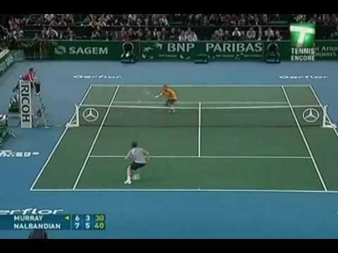 Why I love tennis