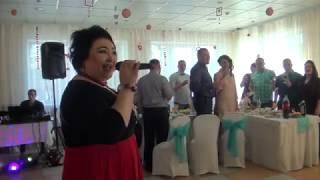 Свадьба:  Тост за молодоженов