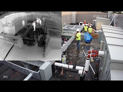 Night Hawk Monitoring - Thermal Camera Demo