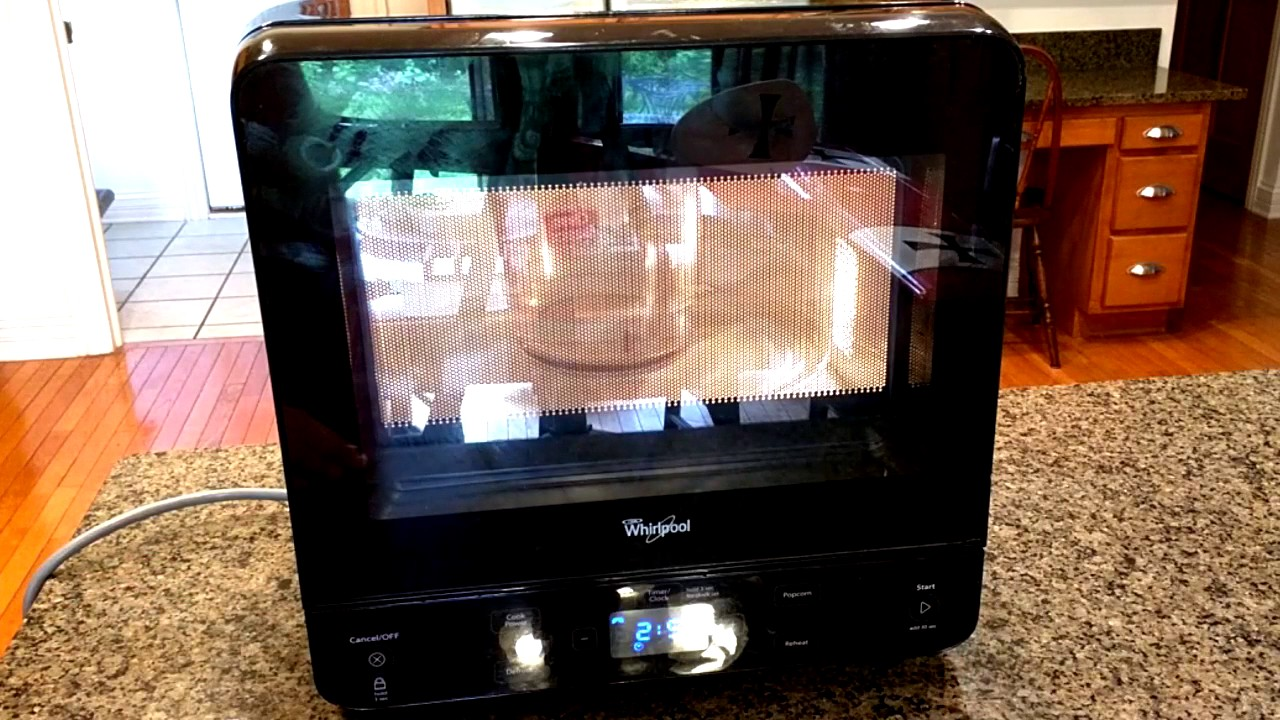 smallest profile countertop microwave 5 star rating review