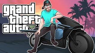 GTA 5 GUNRUNNING DLC $4,000,000 ROCKET BIKE! (GTA 5 Gun Running DLC)