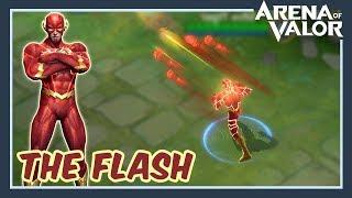 The Flash - Mirip Jurus Luffy One Piece ? - Arena of Valor (AOV)
