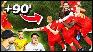 GOLES EPICOS EN EL ULTIMO MINUTO ft. Vituber x Spursito.