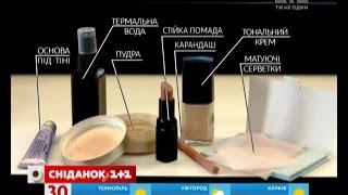 Правила макіяжу - Стійкий макіяж
