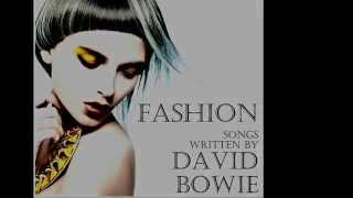 'Fashion' - excerpts from Fruits de Mer's new compilation of David Bowie covers