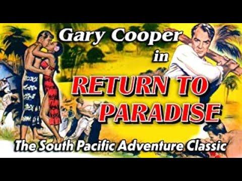 Download Return to Paradise (1953) Gary Cooper - Adventure, Drama