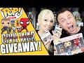 FUNKO POP GIVEAWAY! Captain America Civil War 4 Pack + 3 Pocket Pops