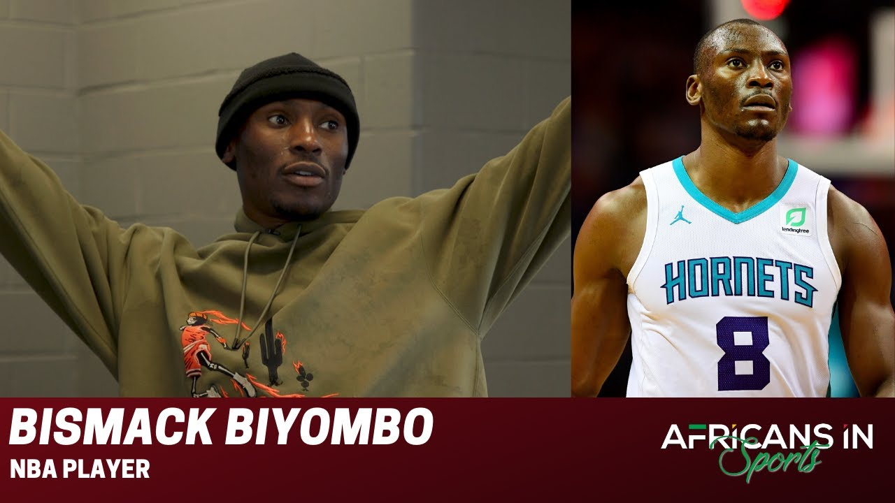 Bismack Biyombo | Congolese NBA Star Knows His Talents Are Bigger Than Just Basketball | AIS