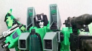 Acid Storm - MP-01 Masterpiece Transformers Review