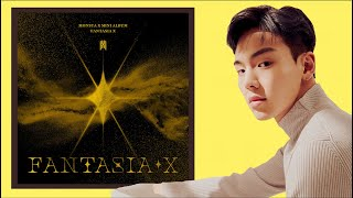 monsta x - fantasia x (album) but it's shownu's lines | 몬스타엑…