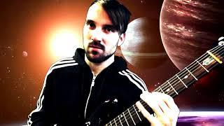 Нарулил новый космический звук на гитаре. Space. Гитарная Шпаргалка #4.