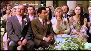 Мистер Бин на свадьбе