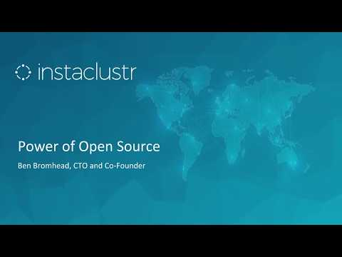 The Power of Open Source Apache Cassandra