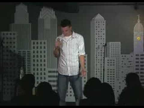 Helium Comedy Club 7-25-2008 (David McCaffrey)