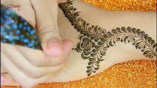 Bakrid Special New Style Mehendi Design for Back Hand-Mehandi Design for Beginners-Mehndi-HENNA ART