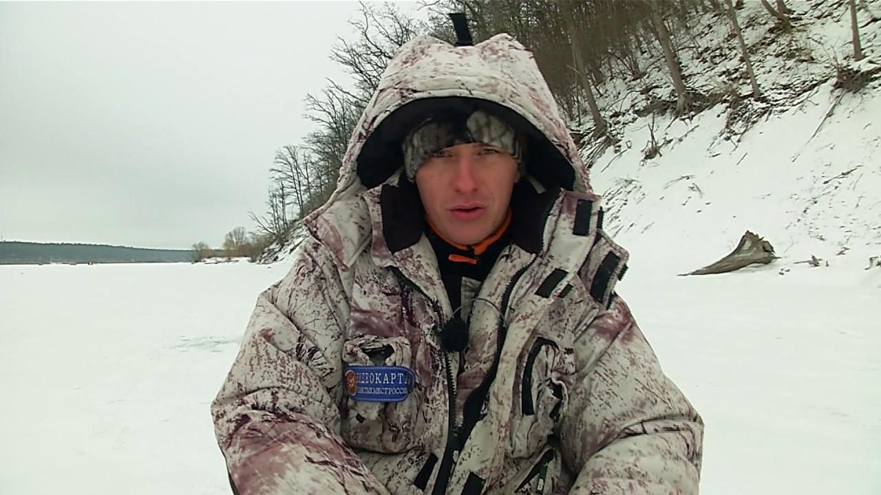 видеокарта рыболовных мест