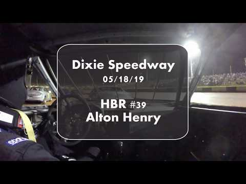 Alton Henry - Dixie Speedway 05-18-19