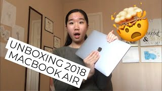 2018 Macbook Air - Unboxing & Review!